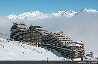 Appartement de particulier - Résidence Ski & Soleil Aime 2000 / J