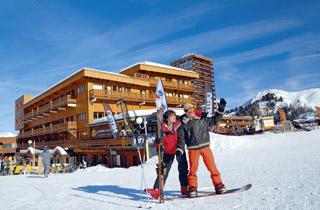 Résidence de Tourisme - Résidence Odalys Le Pelvoux