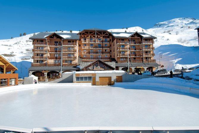 Location r sidence odalys l 39 ours blanc location vacances les deux alpes - Office du tourisme valmeinier 1800 ...
