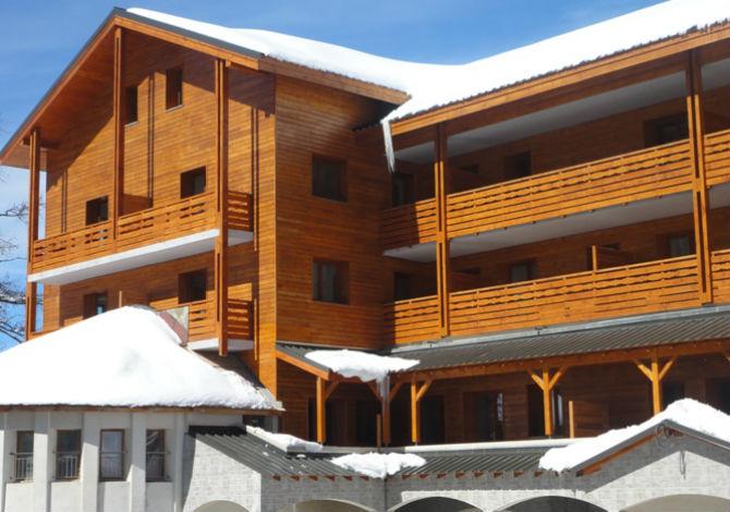 location appartement ski valberg