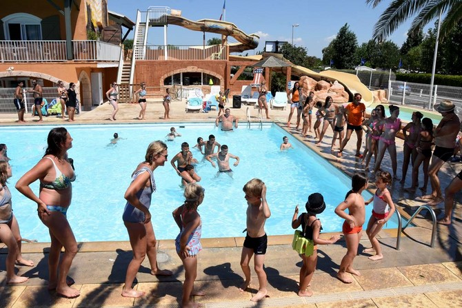 Camping Les Salisses 4*