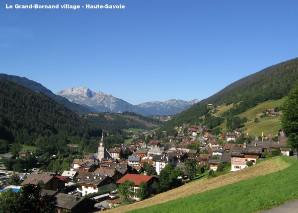 Location bel alp 004 location vacances le grand bornand - Office du tourisme grand bornand chinaillon ...