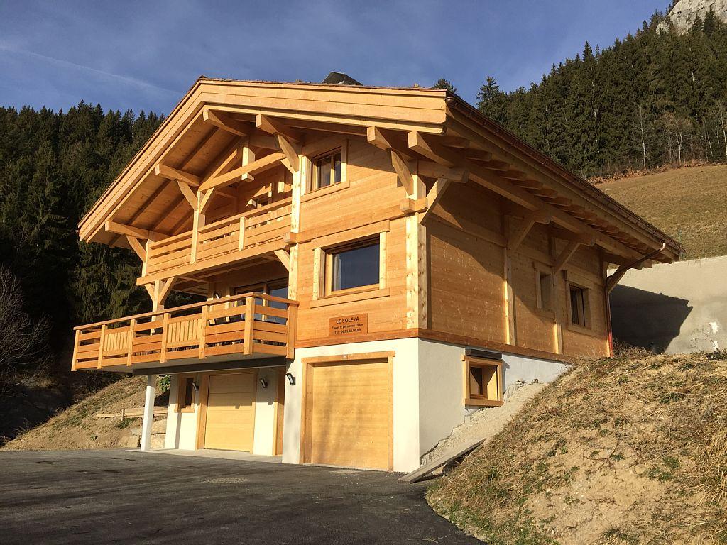 Location chalet ski alpes du nord travelski - Office du tourisme le grand bornand village ...