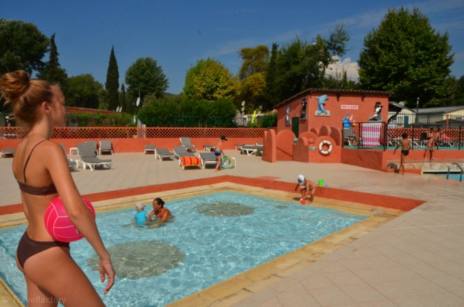 Camping Parc Saint James Le Sourire 4*