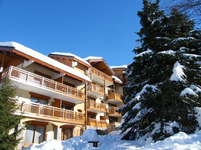 Appartements Balcons de Tougnette