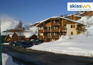 Appartement de particulier - Skissim Classic - Résidence Les Vernettes
