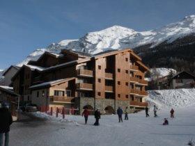 Residences Val Cenis-Lanslevillard Front de Neige