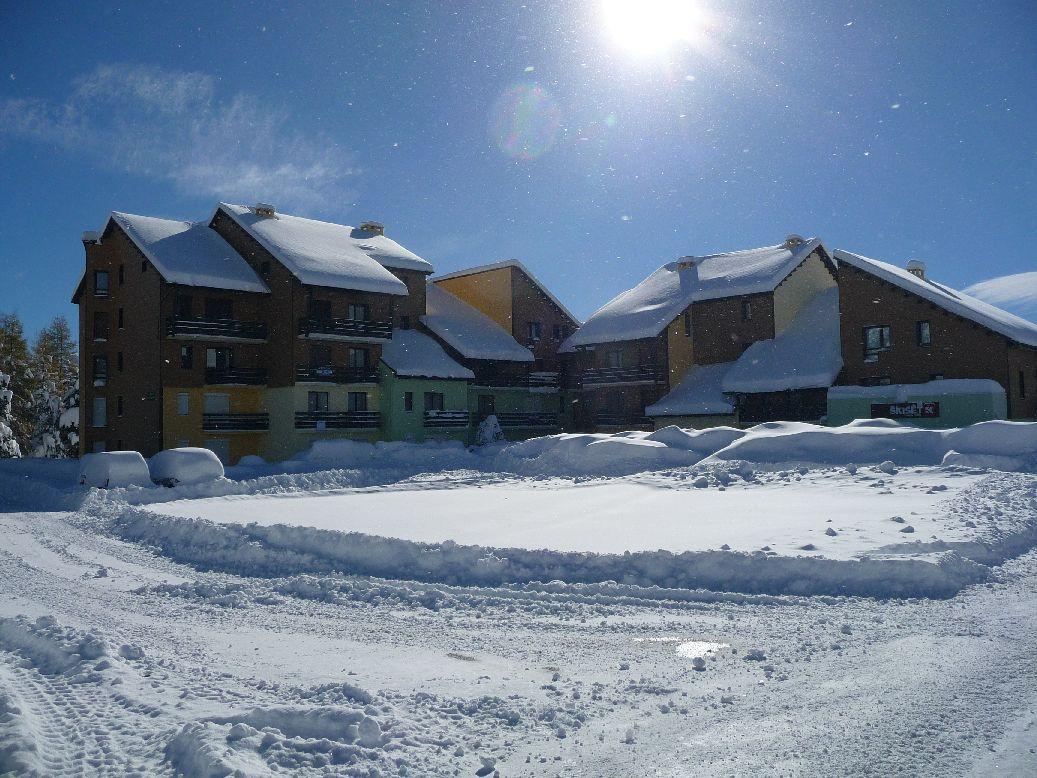 location appartement ski dans les pyrenees