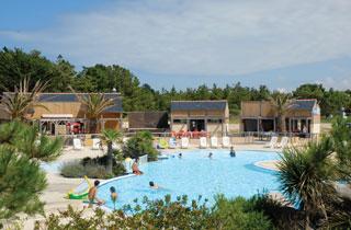 Vacances : Camping La Baie de Kernic **