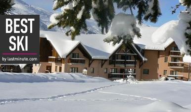 Résidence de Tourisme - Résidence Best Ski Les Hauts de Valmeinier - ANNULE