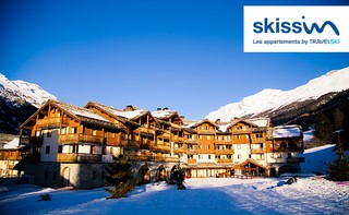 Skissim Select - Residence Les Alpages de Val Cenis 4* - Hebergement + Forfait +