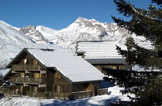 Résidence de Tourisme - Résidence Odalys Les Chalets d'Aurouze