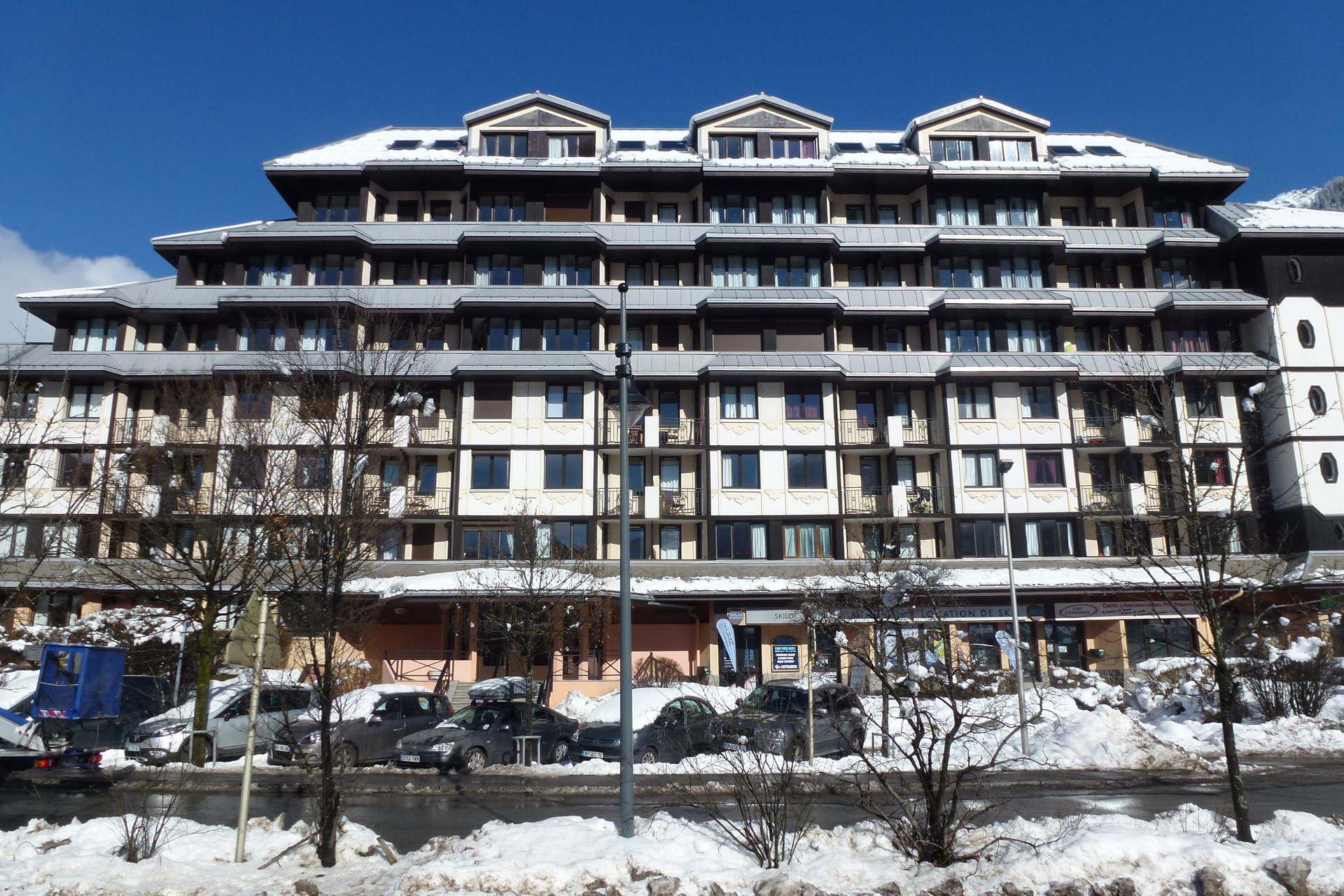 Appartements Chamois Blanc