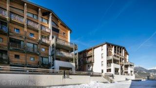 Residence Les Chalets & Balcons de la Vanoise - Hebergement + Forfait remontee m