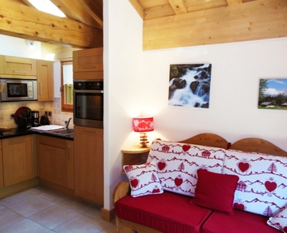 Appartement de particulier - ALPINELODGE6