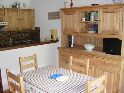Appartement de particulier - Le Mont'seu MONTSEU402