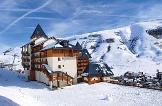 Résidence de Tourisme - Résidence Odalys Le Flocon d'Or