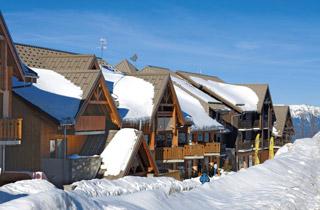 Residence Odalys L'Ecrin des Neiges 3*