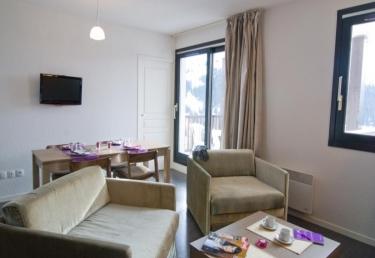 Appartement de particulier - Les Terrasses de Veret BCF-02