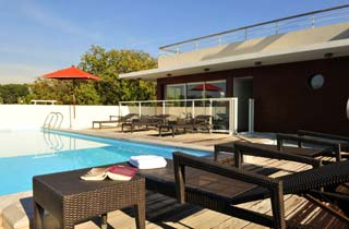 Vacances : Appart'hôtel Olympe ***