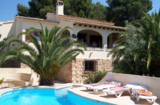 Vacances : Les Villas de Benissa - Moraira - Calpe