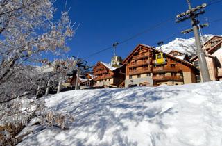 Résidence de Tourisme - Résidence Odalys La Cascade - Les Epinettes