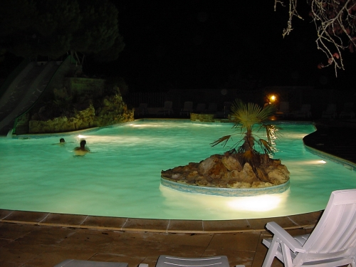 Camping Domaine des Salins ***