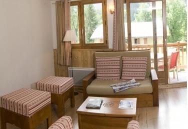 Appartement de particulier - Jardins de la Vanoise BCF-01