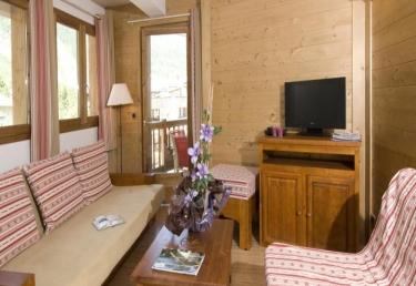 Appartement de particulier - Jardins de la Vanoise BDQ-02