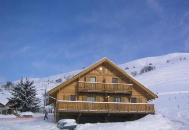 Appartement de particulier - Chalet Fontaine du Roi-DDQ 01