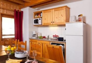 Appartement de particulier - Les Fermes de St Sorlin-BBQ 02