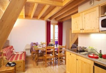 Appartement de particulier - Les Fermes de St Sorlin-BCT 01