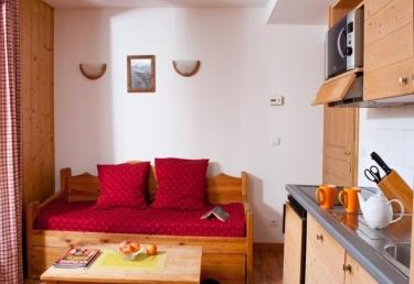 Appartement de particulier - Les chalets du Berger -BBT 02