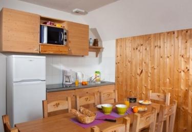 Appartement de particulier - Les Chalets du Berger- BCF 01