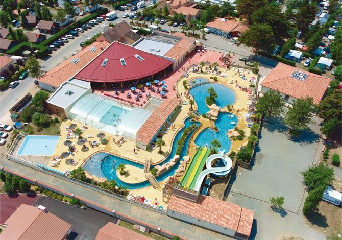 Location camping sunelia le fief location vacances for Camping les vosges avec piscine