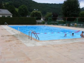 Location Camping Le Moulin Du Teinturier Location Vacances - Location vacances auvergne avec piscine