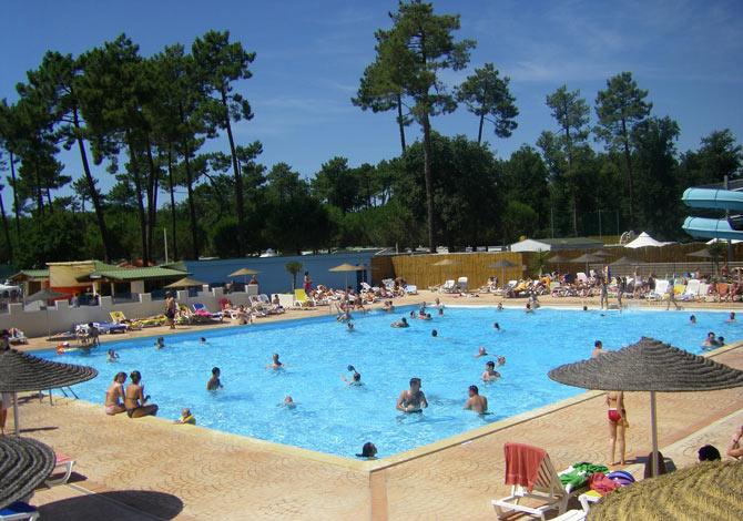 Camping Sunissim Les Sables de Cordouan 4* @Locatour