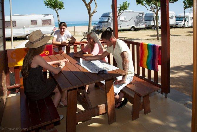 Top 10 des campings à découvrir sur la Costa de Barcelona 18