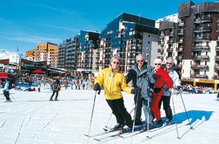 Résidence de Tourisme - Club Belambra Les Olympiades
