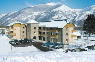 Résidence de Tourisme - Résidence Lagrange Vacances Les Pics d'Aran ***