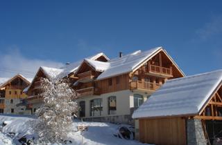 Résidence de Tourisme - Résidence Lagrange Vacances Les Balcons des Aiguilles ****