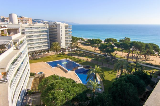 Location Résidence S'abanell Park, Location vacances Blanes