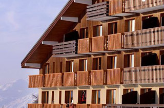 Résidence de Tourisme - Résidence Mont Soleil
