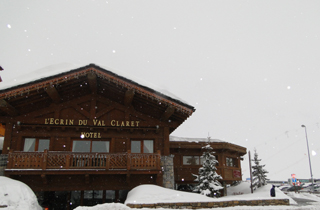 Hotel - Hôtel CGH L'Ecrin du Val Claret ****