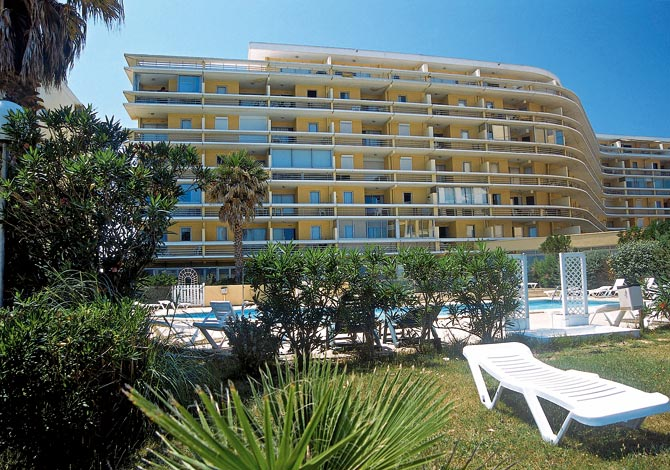 Residence Copacabana A Canet Plage