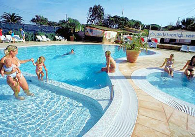 Camping International Presqu 39 Ile De Giens