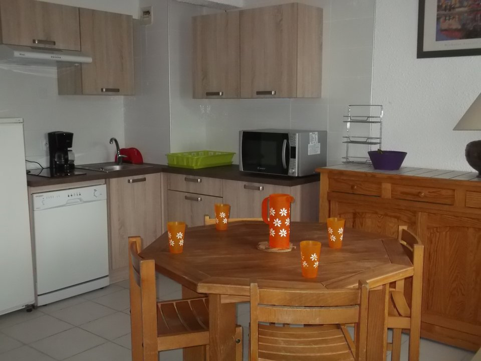 Appartement Rond-Point-Pistes I 58A.SOG