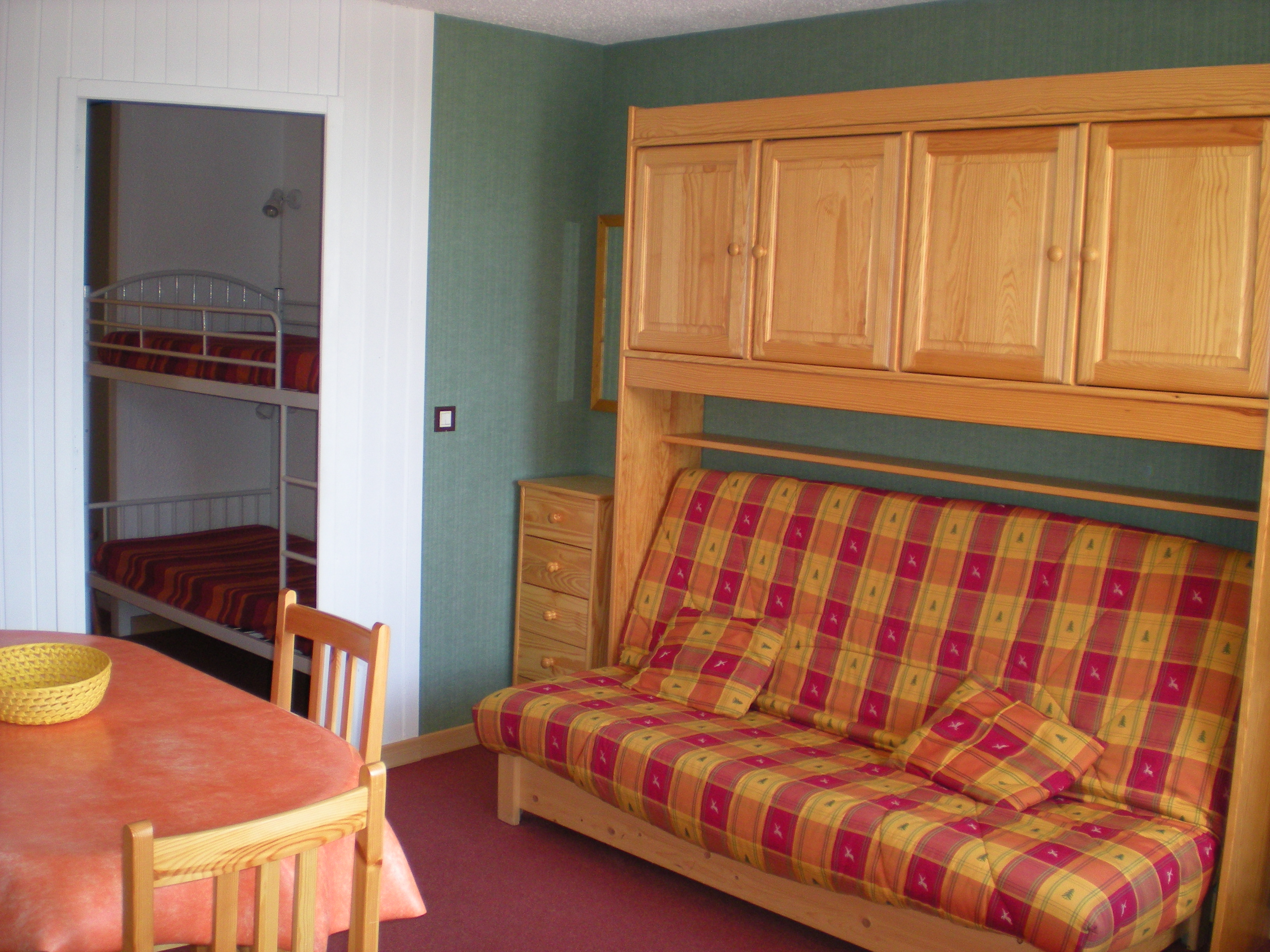 Appartement Rond-Point-Pistes I 37A.