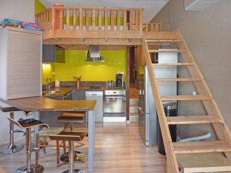 Appartement de particulier - Appartement La Chamoisiere 454