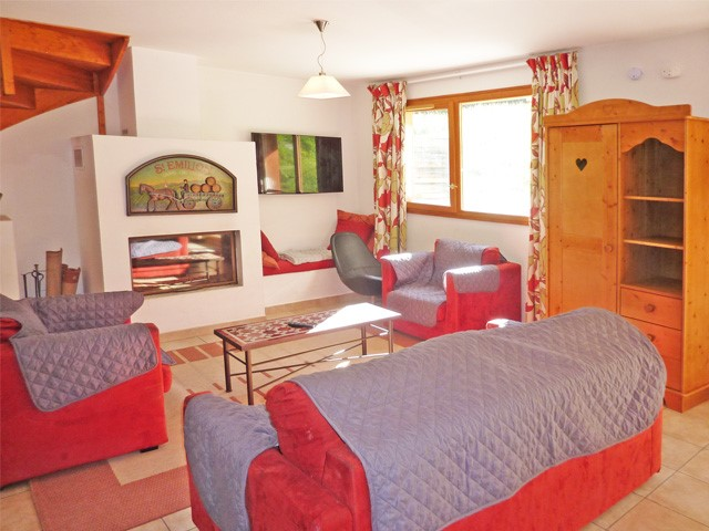 Chalet - Appartement La Combe D Or 206